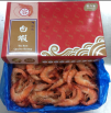 Frozen Cooked White Shrimp