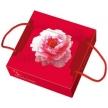 牡丹禮讚-手提式造型禮盒