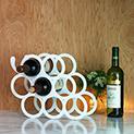 Metal Wine R...